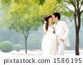 新郎 新娘 婚禮 1586195