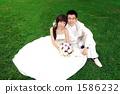 新郎 新娘 婚禮 1586232