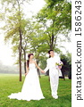 新郎 新娘 婚禮 1586243
