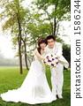 新郎 新娘 婚禮 1586244