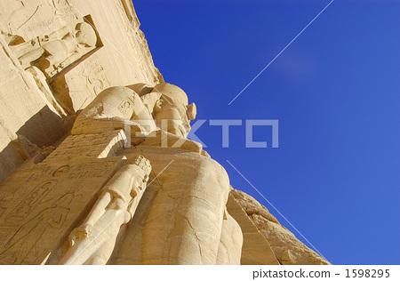 Temple of Abu Sindel Egypt 1598295