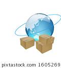 globe, a, box 1605269