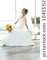 웨딩, 결혼식, 신부 1645562