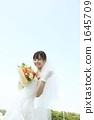 결혼식, 웨딩, 신부 1645709