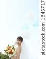 부케, 꽃다발, 결혼식 1645717