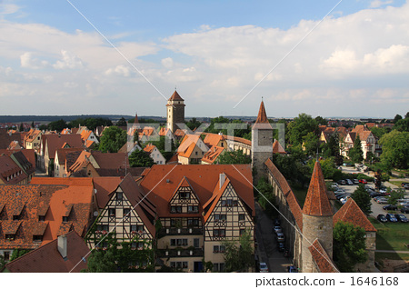 City of Rothenburg 1646168