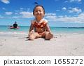 sea, bathing, sitting 1655272