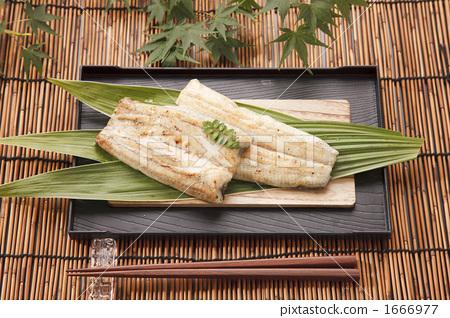 白烤鰻魚 1666977