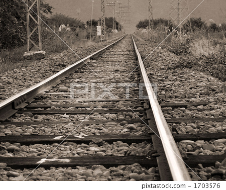 Railway that goes on forever 1703576