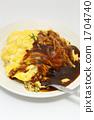 熱串煎蛋捲米飯 1704740