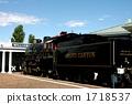 Locomotive of Grand Canyon Williams Station 1718537