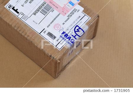 國際郵件包裹 1731905