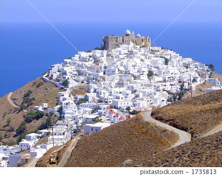 그리스 아스 빠레아 섬 1735813