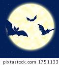 bat, a, full 1751133