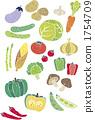 蔬菜(版畫) 1754709