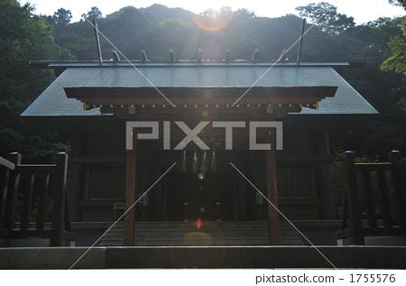 Power spot Awa Shrine 1755576