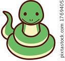 蛇 1769405