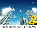 Building / flower _k _ 527602 1770292