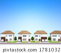 Two-story wooden house 1781032