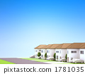 Two-story wooden house 1781035