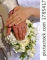 婚戒 新郎新娘 戒指 1785417