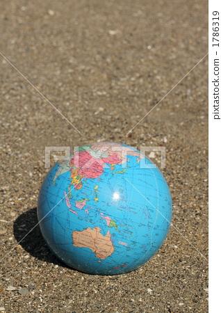 지구 모래 ② 1786319