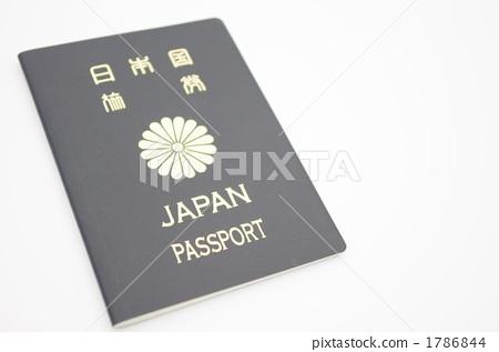 護照照片 1786844