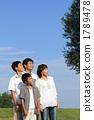 藍天天的一個家庭 1789478