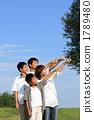 藍天天的一個家庭 1789480