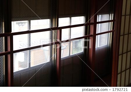lattice window, paper sliding door, window 1792721