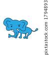 Elephant 1794893