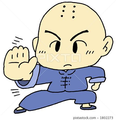 Kung Fu boys 1802273