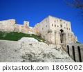 Aleppo Castle 1805002