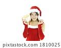 圣诞老人 圣诞老公公 伪装 1810025