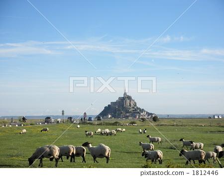 Mont Saint-Michel 1812446