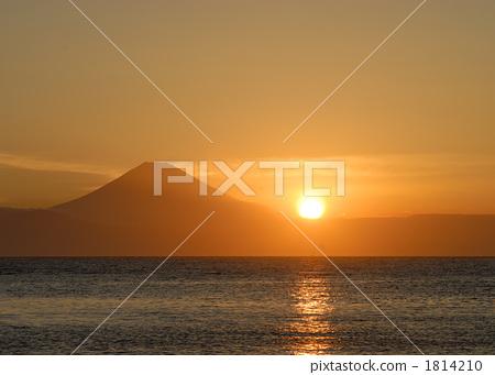 日落 夕阳 晚景 1814210
