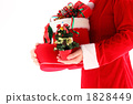 圣诞节圣诞老人靴子和礼物2 1828449