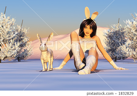 YEAR OF THE BUNNY 1832829