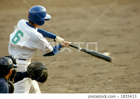 strike ball with bat, softball, Batting 1833413