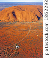 乌鲁鲁 - 卡塔丘塔国家公园艾尔斯岩 1862293