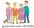 家庭 1870454