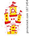 公主 王妃 城堡 1871454