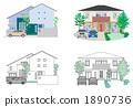 独立式住宅 1890736