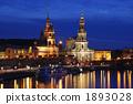 聖母教堂 宮殿 德累斯頓 1893028