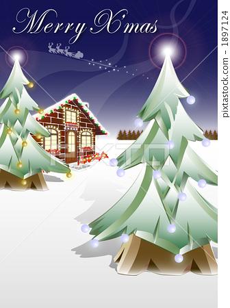 Christmas Lodge 1897124