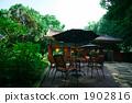 Da Han Gate - Cafe in the shade - 01 1902816