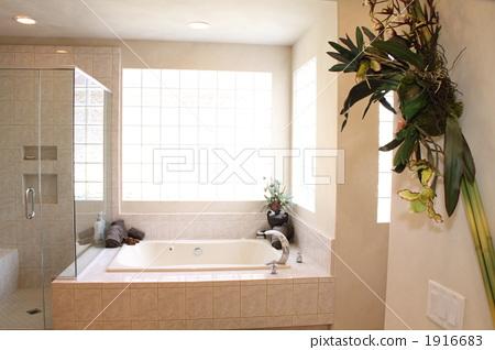 bathtub, bath, bathroom 1916683