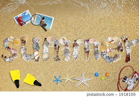 Summer / white sand beach _ c _ 551382 1918100