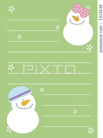 스노우맨, 눈사람, 눈송이 1925648