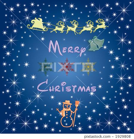 圣诞夜 白色圣诞节 圣诞节 1929808